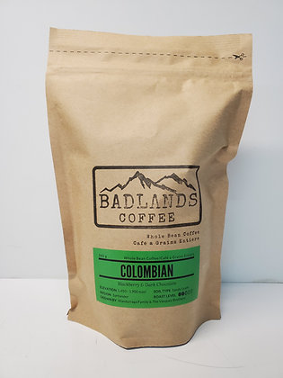 Badlands Coffee - Colombian