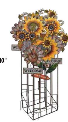 "Sunflower Stake 42"""