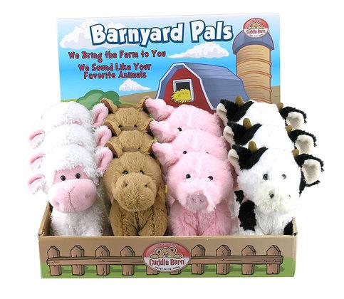 """Barnyard Pals - 6"""""""