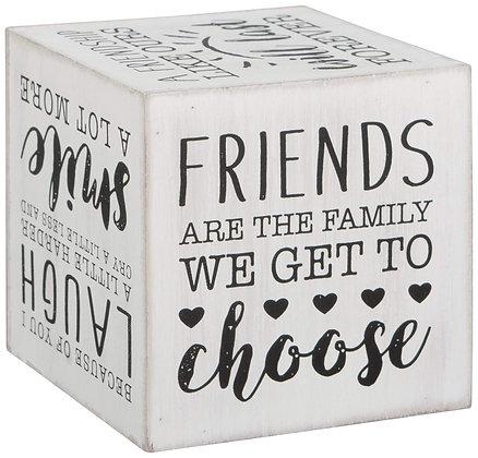 Cube - Friend