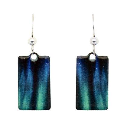 Aurora Rectangle Earrings