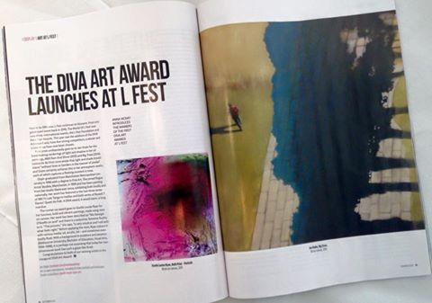 Diva Art Award 2015