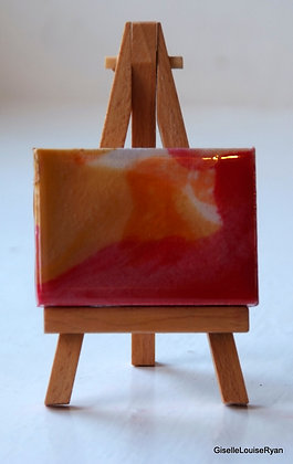 Little (teeny tiny) Cutie with easel LCE004