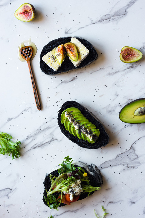 food trends, food styling