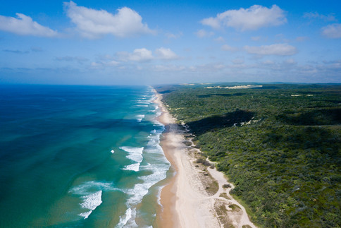 beautiful Fraser Island