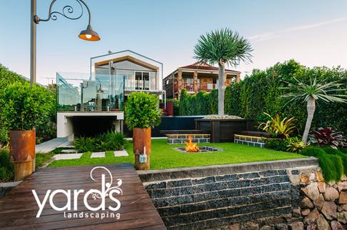 Yards Landscaping, Brisbane