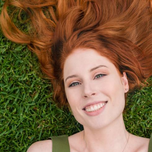 redhead models