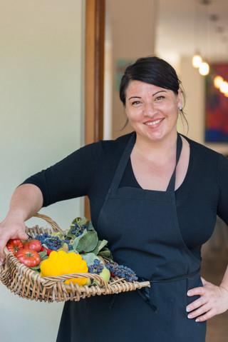 Silvia Hart, restauranteur