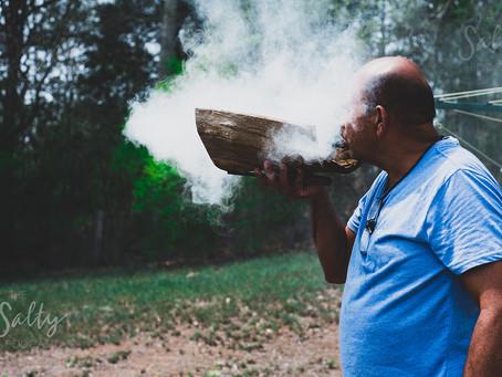 The Smoking Ceremony
