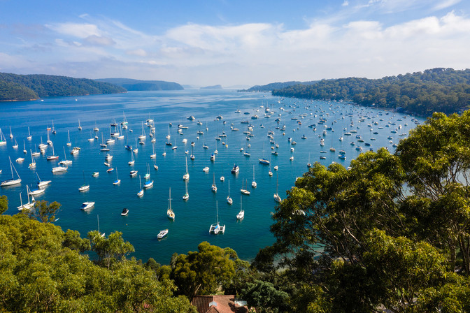 Pittwater, Northern Beaches, Sydney Australia