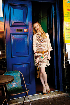 editorial fashion - boho