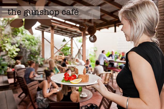 Gunshop Cafe, Brisbane