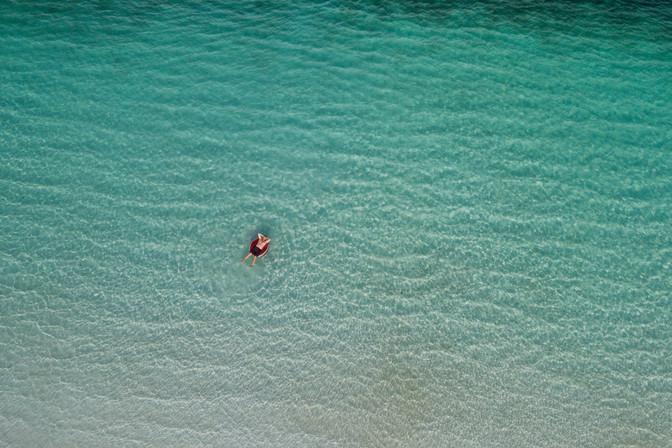Fraser Island, Lake Mackenzie