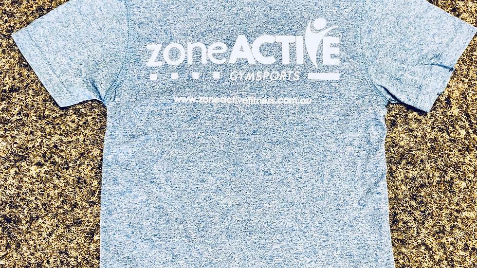 BLUE ZONE ACTIVE TEE