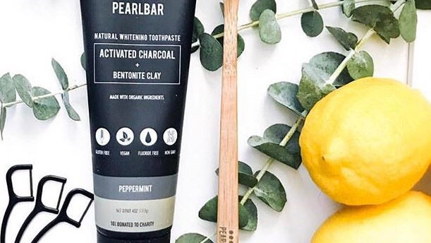 PEARL BAR CHARCOAL TOOTHPASTE