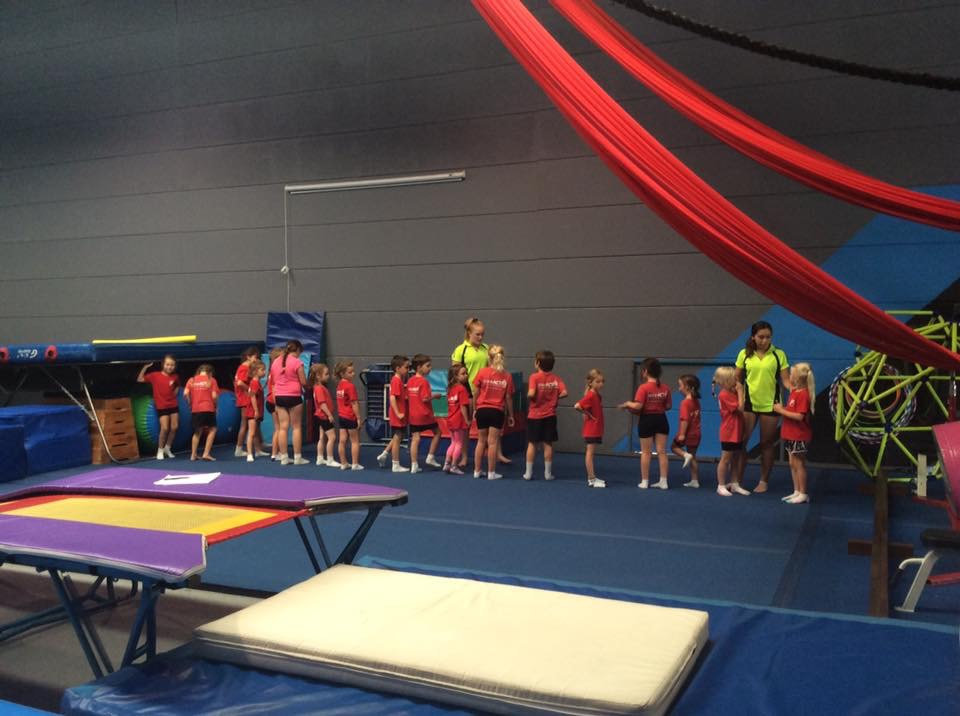 JUMP FIT 5-9yr Monday