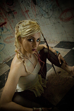 Jaymie Valentine of CINDERGARDEN