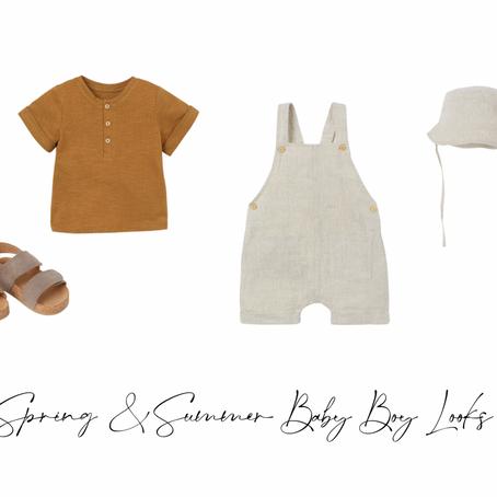 Baby Boy's Spring / Summer Looks