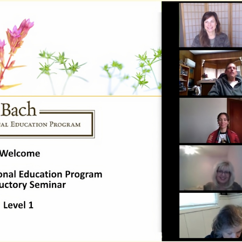 BIEP Level 1 Online - Bach Flowers Introductory Course