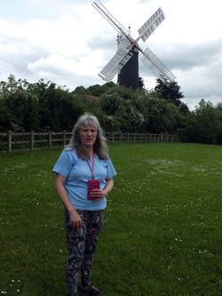 Rebecca who supplied the photo's