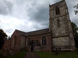 All Hallows Church - Walkington