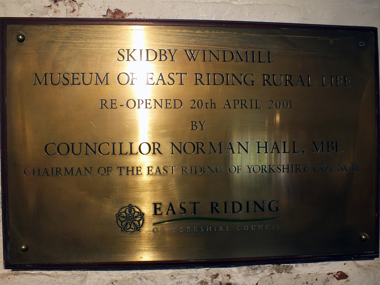 Inside Skidy Mill Museum
