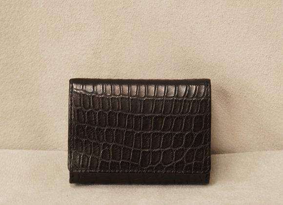 クロコダイル 三つおり財布