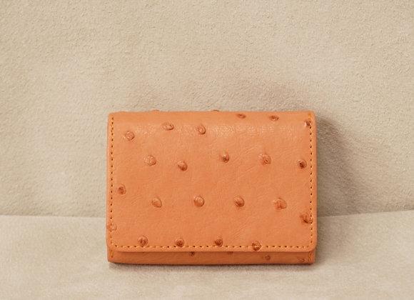 オーストリッチ 三つおり財布