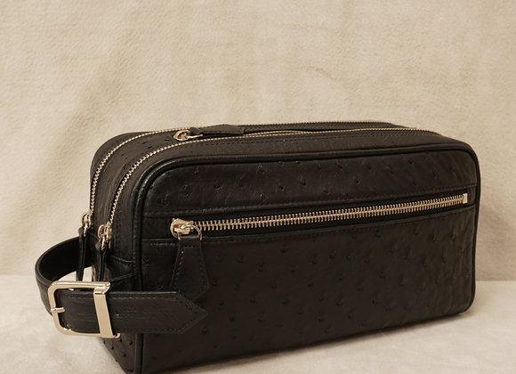 オーストリッチ セカンドバッグ