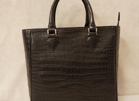スモールクロコダイル 2本手バッグ