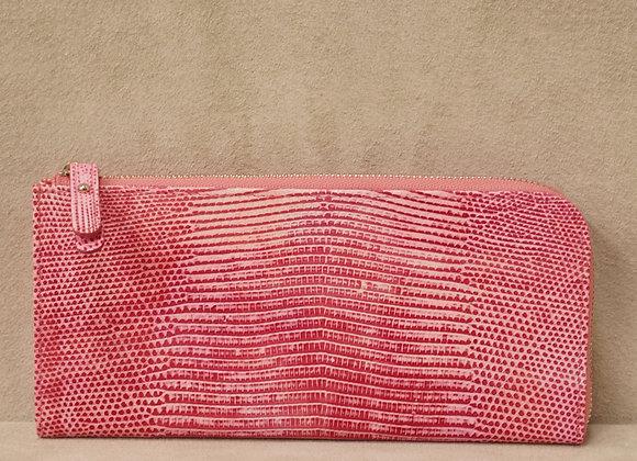 トカゲ L字長財布