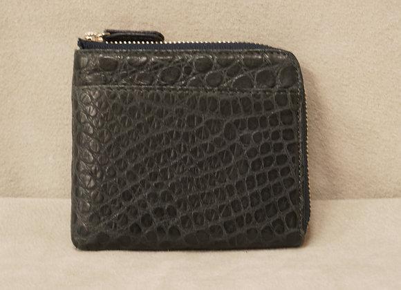 クロコダイル ハープL字財布