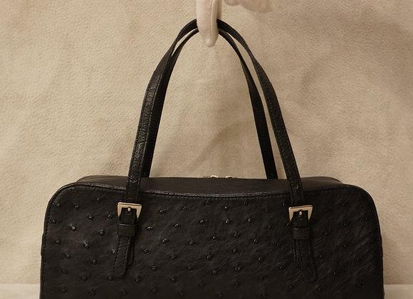 オーストリッチ 2本手バッグ
