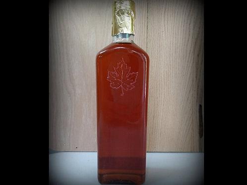 Maine Maple Syrup--500 ml Folia Embossed Bottle