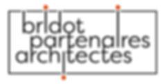 Logo Bridot-Partenaires-Architectes_2019