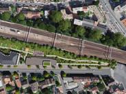Quartier de la Gare du Grand Paris