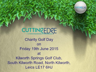 Cutting Edge Charity Golf Day
