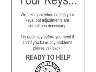 Key Care Kits