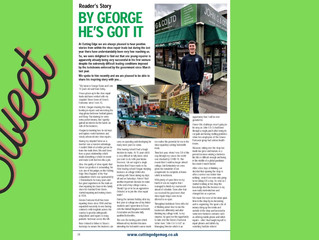 Don't forget our George : John G & Co have 'Got It'.........