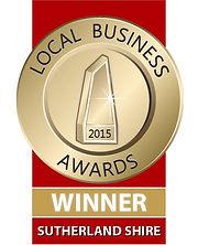 winner local business awards, executive smash repairs