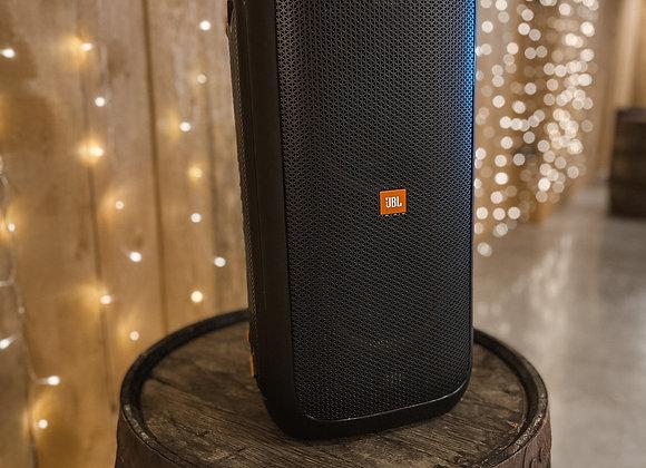 JBL Bluetooth Speaker & Wireless Microphone