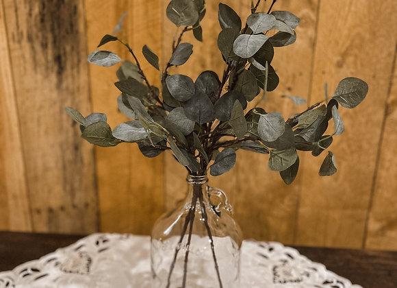 Faux Eucalyptus Sprigs