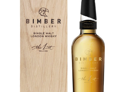 ANNOUNCING - BIMBER 'THE FIRST'