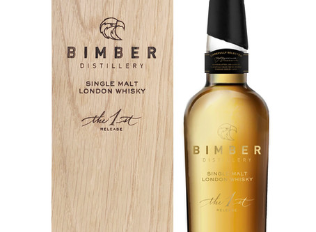 Announcing - Bimber 'The First'