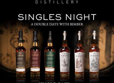 SINGLE NIGHT- A DOUBLE DATE WITH BIMBER