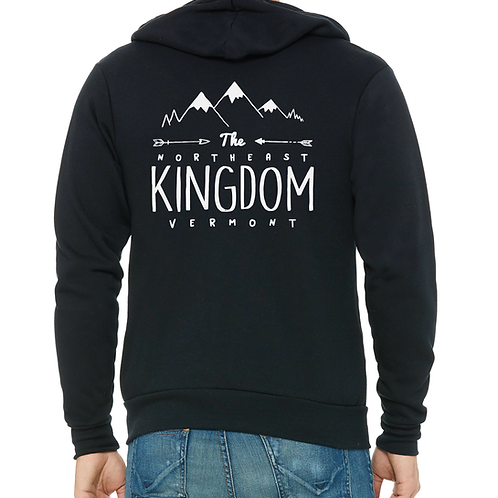 Northeast Kingdom Zip-Up Hoodie