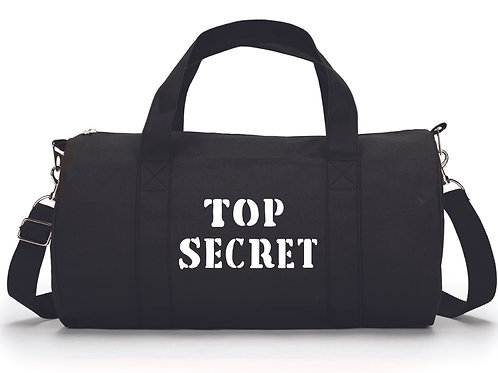Top Secret Duffel Bag
