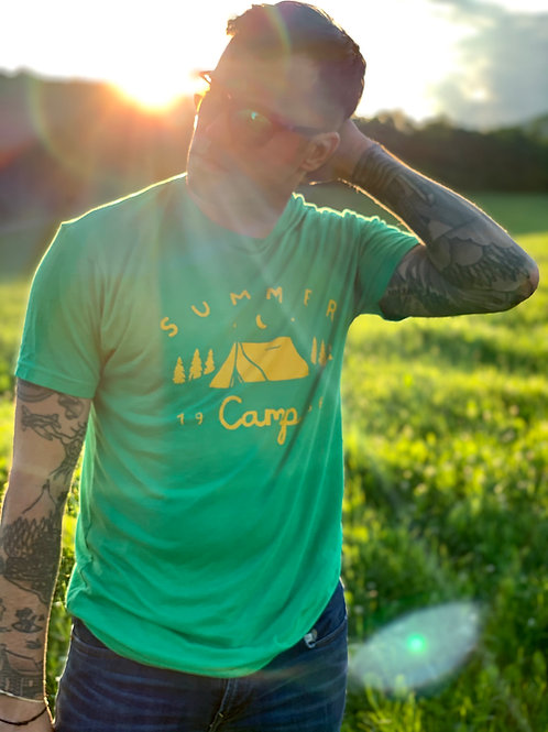 Summer Camp Unisex Tee