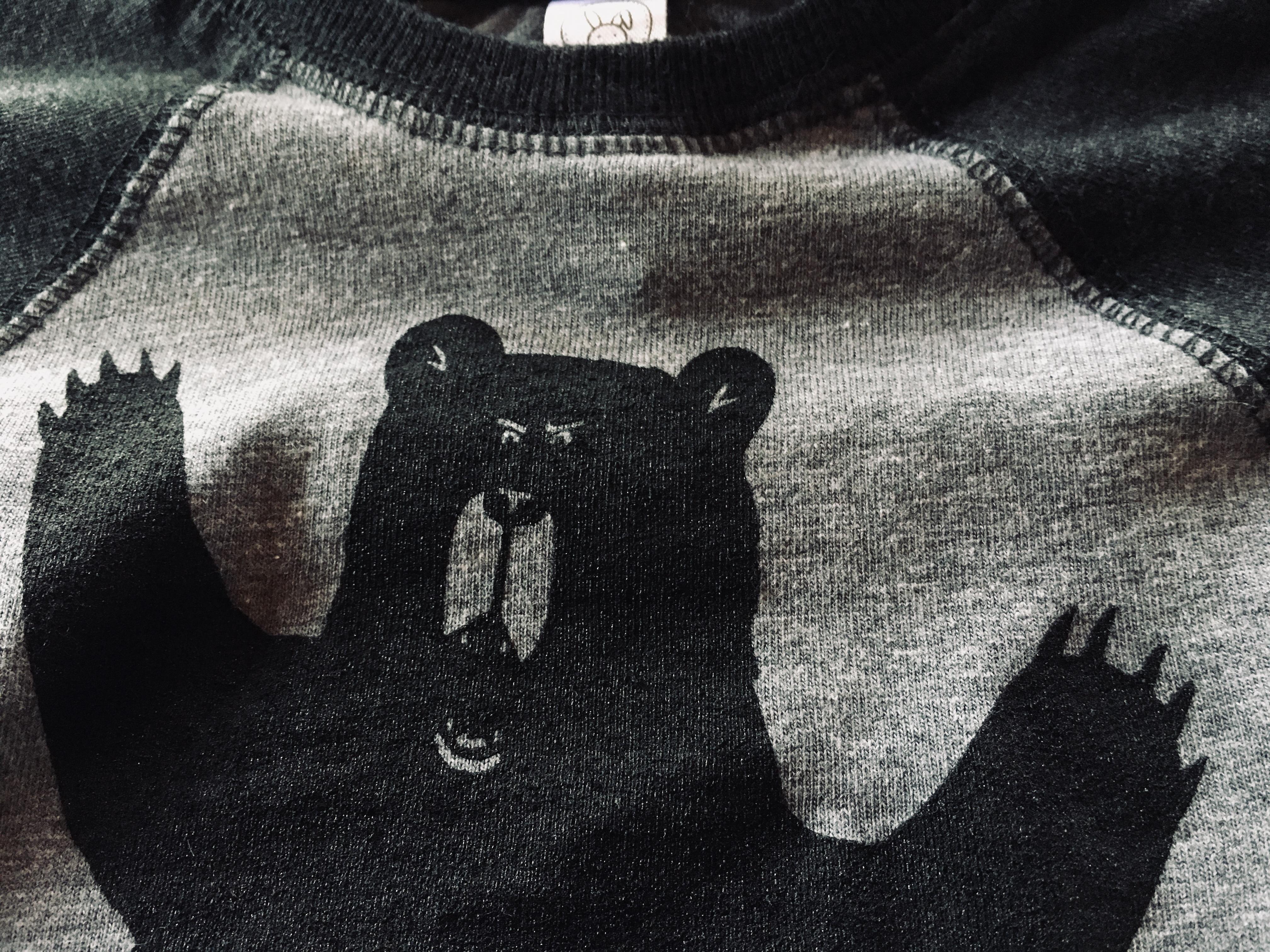 Growly Bear