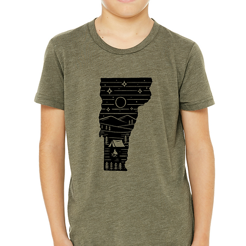 VT Under the Stars Youth Tee
